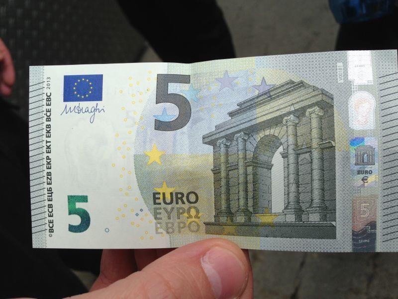 Alte 5 Euro Scheine UngГјltig