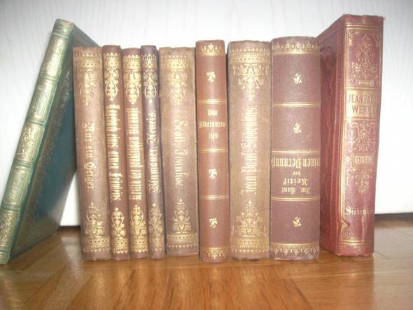 Die Bücher - (Buch, Wert)
