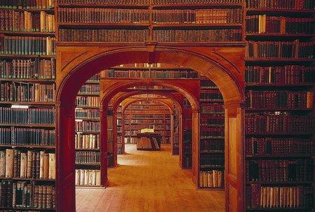 Bibliothek - (Freizeit, Berlin, Bibliothek)