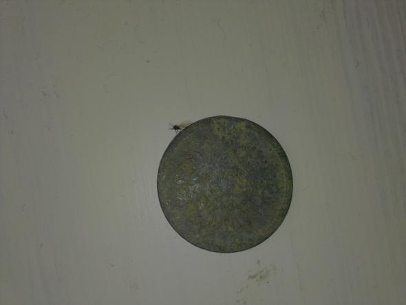 Alte Münze Gefunden 1856 Münzen Deutsches Reich