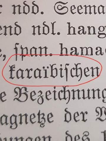 Alte Schrift: Wort erkennen?
