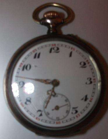 Uhr - (Wert, alt, Taschenuhr)
