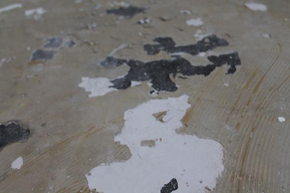Alten Pvc Kleber Entfernen Welcher Untergrund Ist Das Bodenbelag