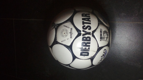 Ball - (Fußball, Derbystar)