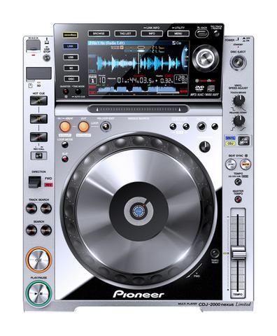 Pioneer CDJ-2000 Nexus - (audio, DJ, Player)