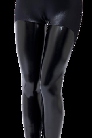 New Liquids Leggings (Black Milk) - (Hose, Alternative, Leggings)