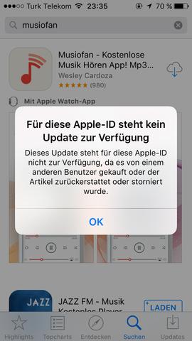 Genau das steht da - (Handy, iPhone, Apple)
