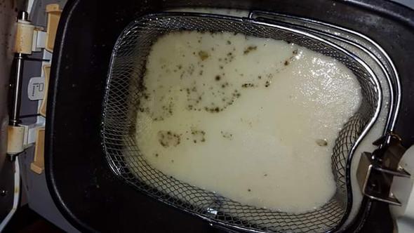 12344fghh - (Küche, friteuse)