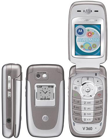 Altes Handy-Modell gesucht (Motorola)?