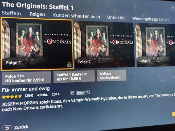 kann ich amazon prime auch auf deutsch sehen