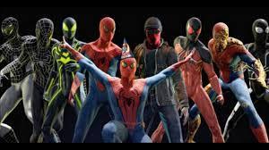 Amazing Spider-Man Kostüme - (Internet, PC-Spiele, Windows 8)
