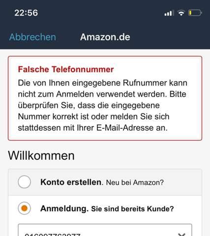 Ist Die Anmeldung Bei Amazon Kostenlos