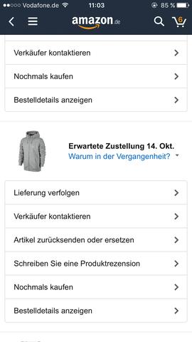 Bestellung  - (Amazon, Bestellung, Nike)