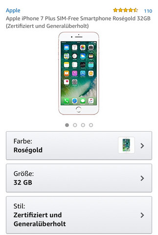 - (Apple, Amazon)