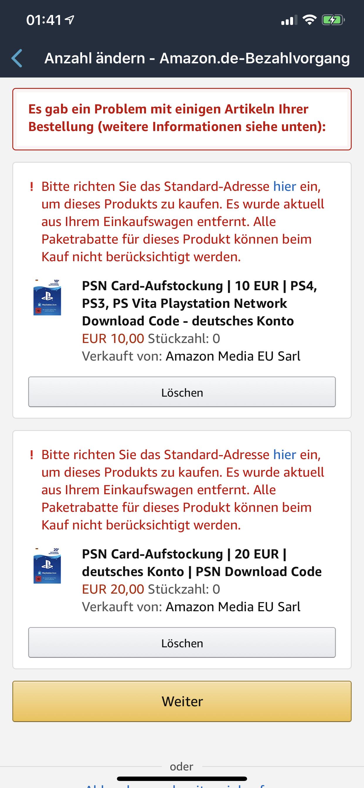 Psn Karte Kaufen.Amazon Kann Keine Psn Karte Kaufen Computer Technik Technologie