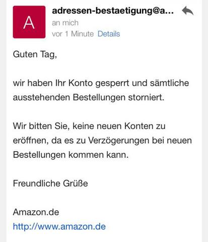 - (Amazon, Konto, Guthaben)