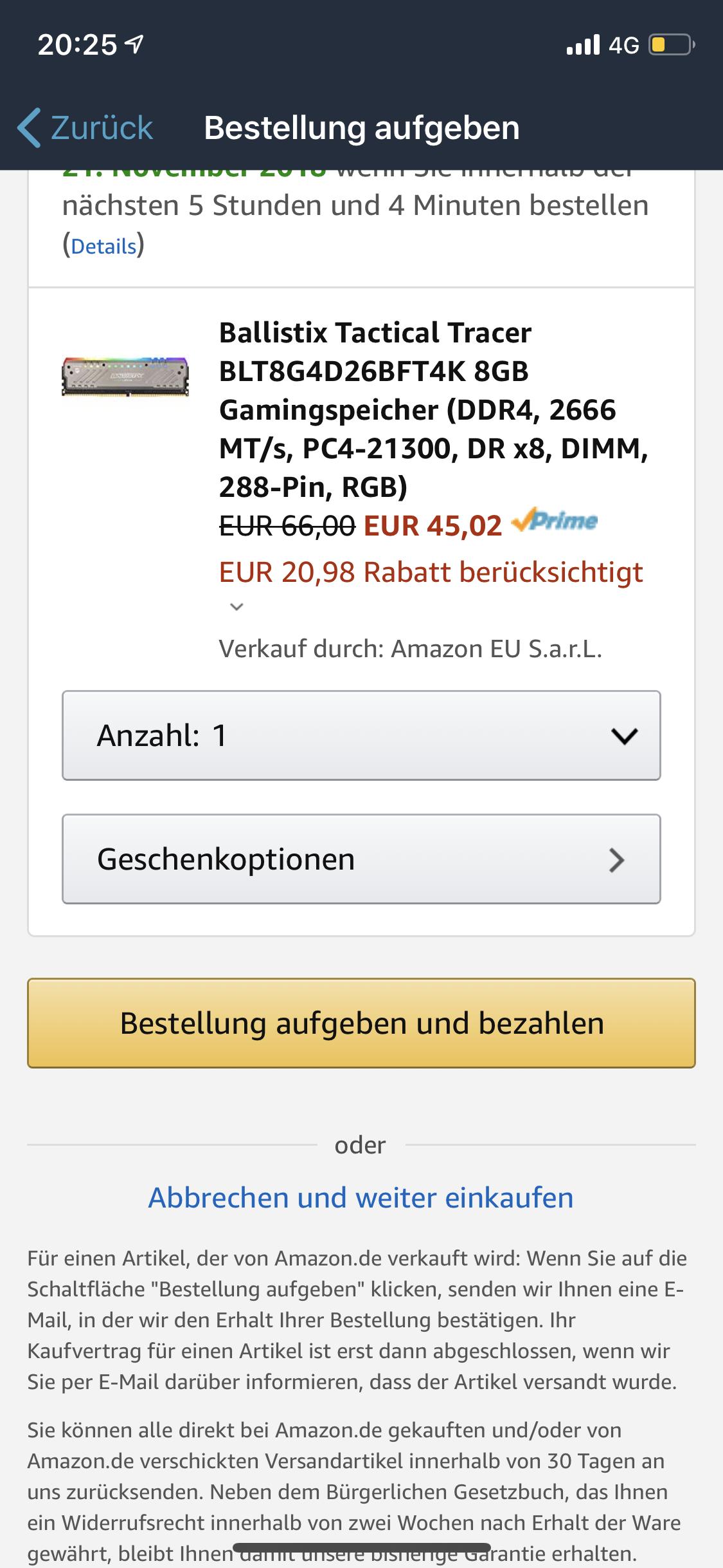 Amazon Prime Preis