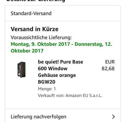 Amazon Verspätete Lieferung Entschädigung