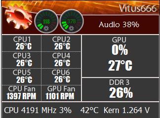 Temperaturen - (Prozessor, cpu, AMD)