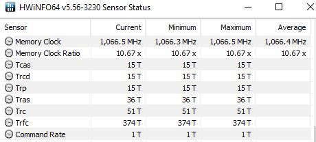 HWinfo64 - (Computer, PC, RAM)