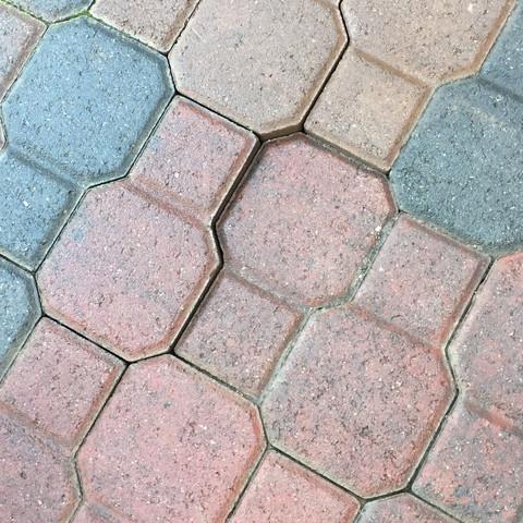Ein abgesackter Stein - (Ameisen, bekämpfung)