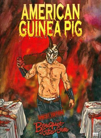 American Guinea pig?