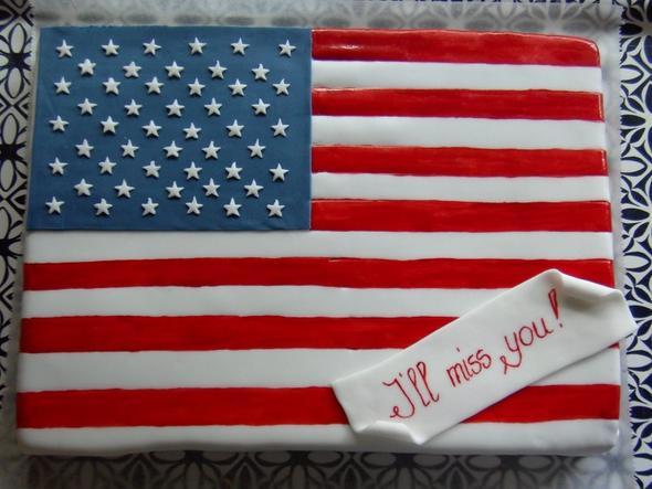 Amerika Flaggekuchen Kennt Jemand Rezepte Kuchen