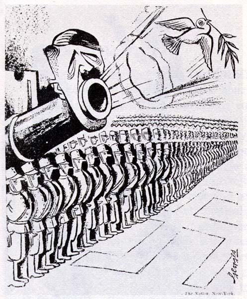 Hitler stalin karikatur