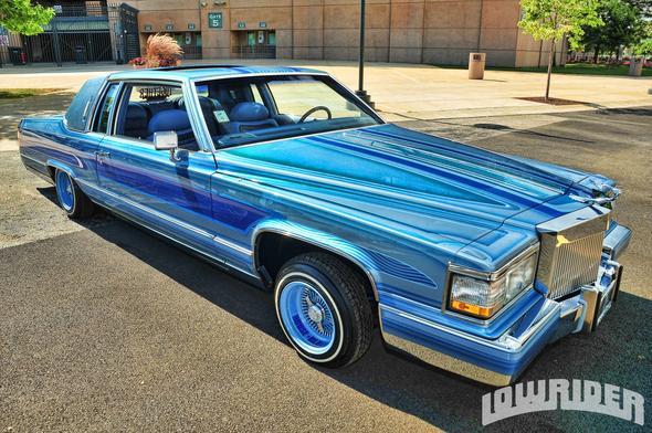 Cadillac Coupe Deville 1982 - (Rap, Hip Hop, Lowrider)