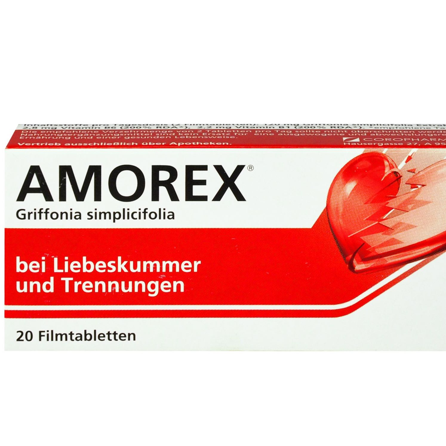 Amorex in berlin?