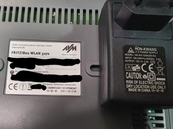 Ampere von Netzteil zu hoch?