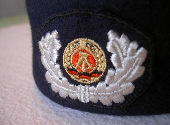 Emblem DDR - (DDR, uniform)