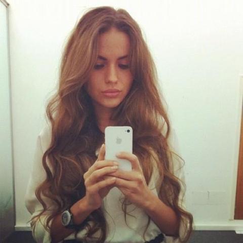 Welche Haarfarbe ist das? - (Haare, Style, Haarfarbe)