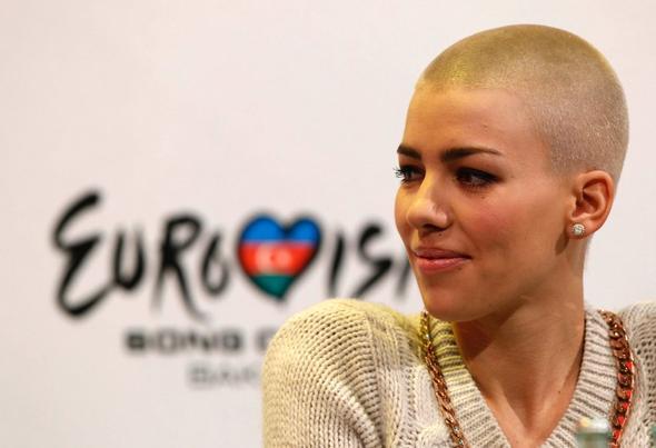 Frauen mit glatze kennenlernen