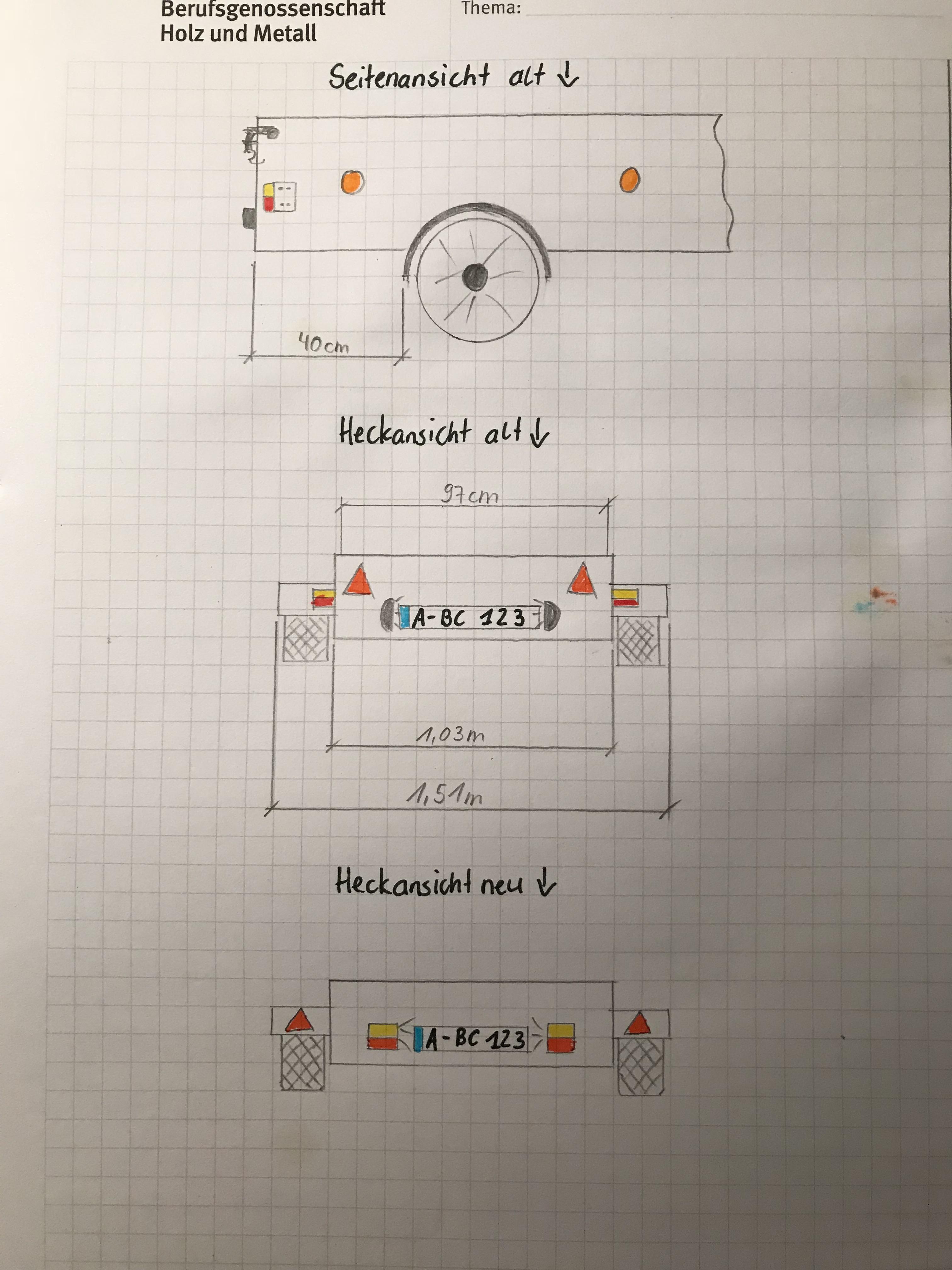 Fantastisch 3 Adrige Anhänger Lichtverkabelung Ideen - Die Besten ...