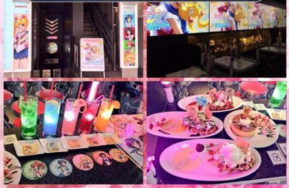 An die Anime Fans würdet ihr gerne Mal in einen Sailor Moon Cafe gehen?