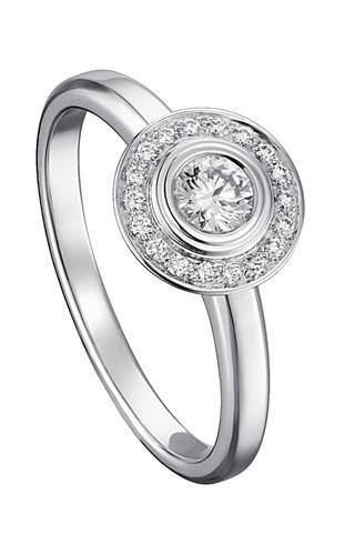 Cartier d'Amour - (Ring, Verlobung, Cartier)