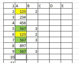 Beispiel  - (Excel, Sverweis, wenn-Funktion)