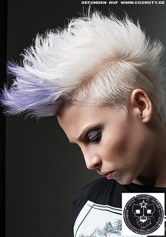 Punkfrisur - (Haare, Frisur, Styling)