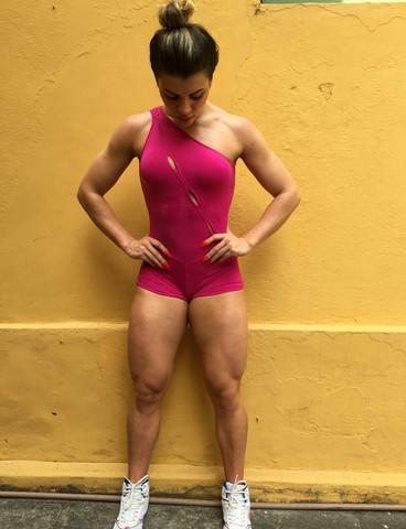 Vr - (Frauen, Muskeln, Meinung)