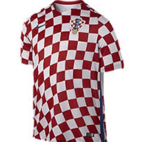 .. oder das? - (Fußball, Kroatien, Trikot)