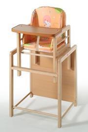 2. Hochtuhl den mal als Tisch benutzen kann - (Baby, Hochstuhl)