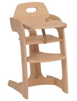 3. Holzhochstuhl - (Baby, Hochstuhl)