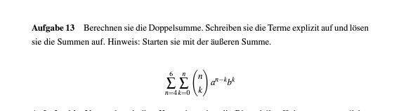 Aufgabe - (Studium, Mathematik, Fakultäten)