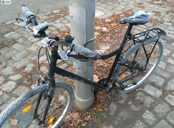- (Fahrrad, Rad)
