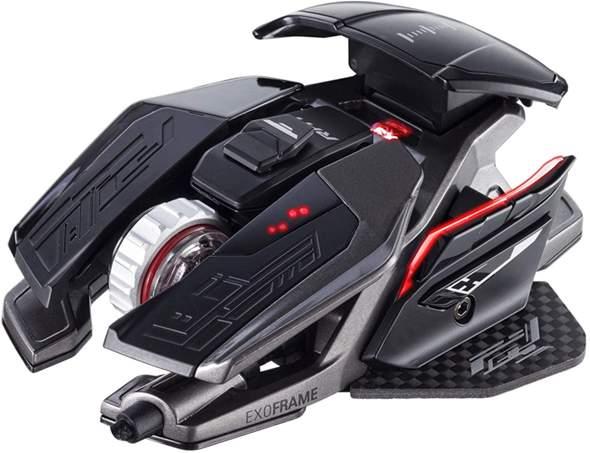 An welches Auto erinnert euch diese Gaming Maus?