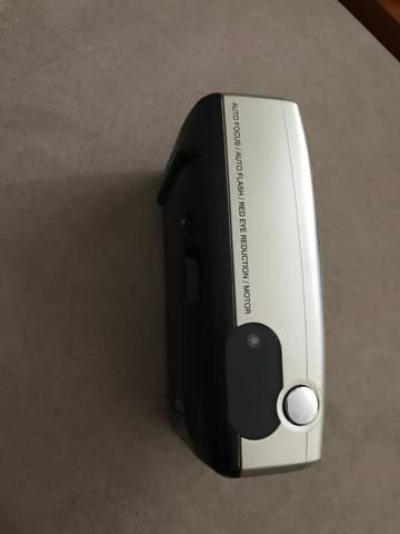 Analoge Kamera Revue 28 AF Film rückspulen?