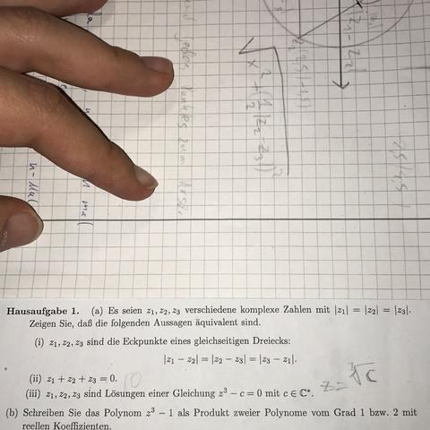 Aufgabe 1 - (Mathe, Mathematik, Physik)