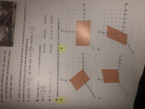 analytische geometrie koordinatengleichung aufstellen. Black Bedroom Furniture Sets. Home Design Ideas