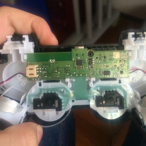 Controller von innen..  - (PS3, Controller)